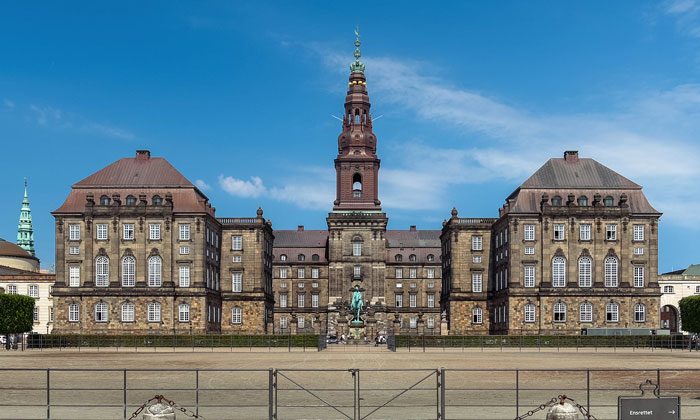 Замок Кристиансборг (Копенгаген)