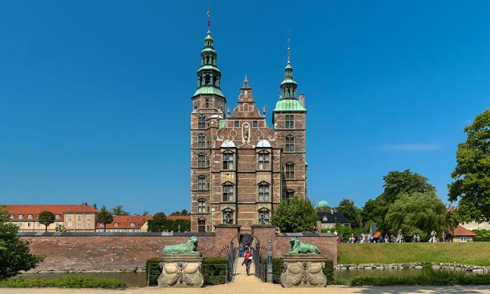 Замок Розенборг (Копенгаген)