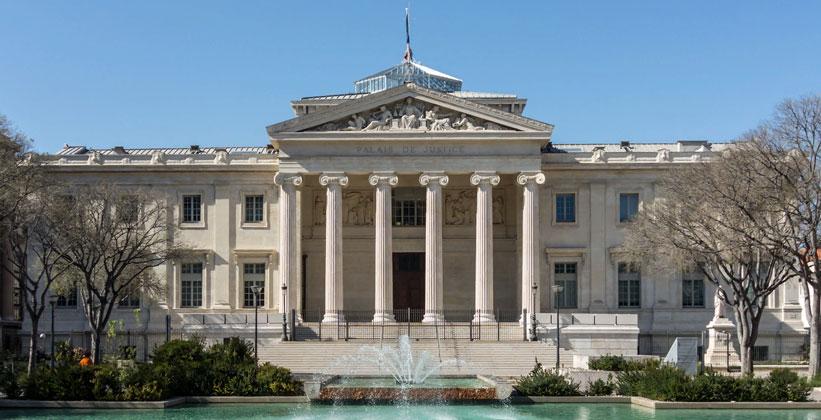 Здание суда Марселя