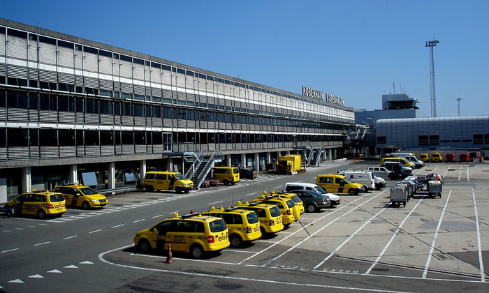 Аэропорт Каструп в Копенгагене