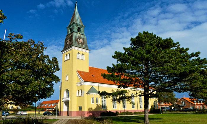 Церковь Скагена