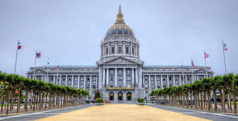 Здание городской администрации Сан-Франциско