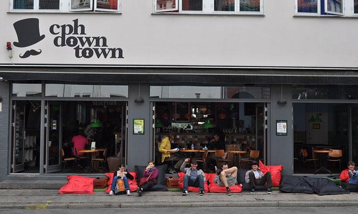 Хостел CPH Down Town в Копенгагене