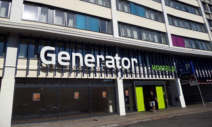 Хостел Generator в Копенгагене