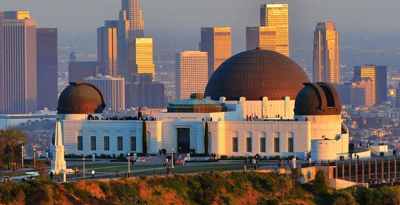 Обсерватория Гриффита в Лос-Анджелесе
