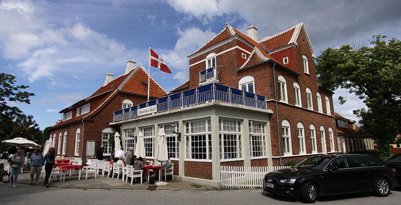 Отель Brondums в Скагене