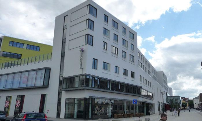 Отель Cabinn в Ольборге