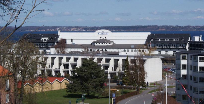 Отель Marienlyst в Хельсингёре