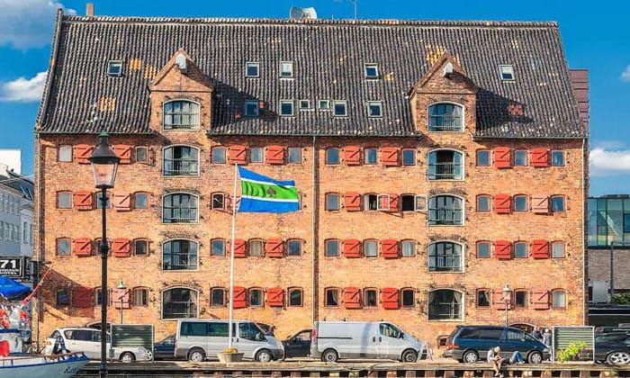 Отель Nyhavn в Копенгагене