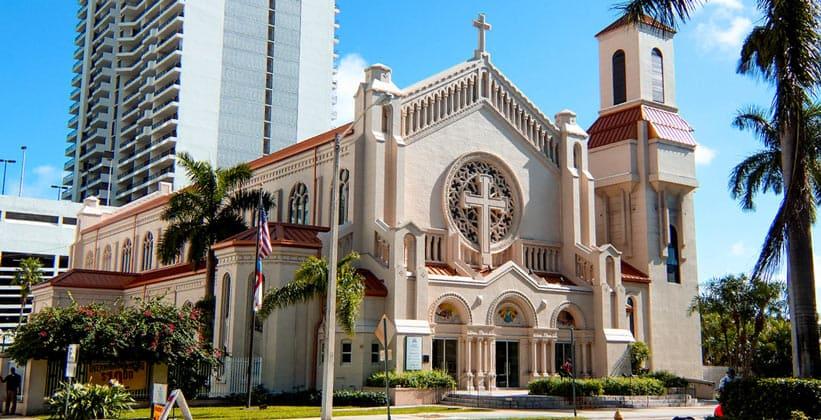 Первая Пресвитерианская церковь Майами