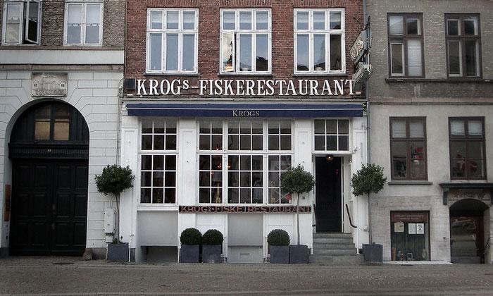 Ресторан Krogs в Копенгагене