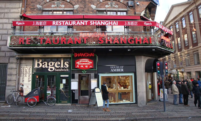 Ресторан Shanghai в Копенгагене