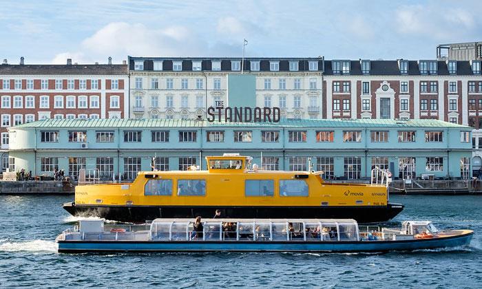 Ресторан Standard в Копенгагене
