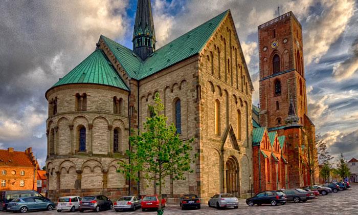 Кафедральный собор Рибе