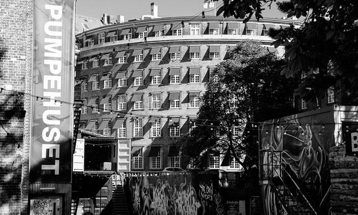Заведение Pumpehuset в Копенгагене