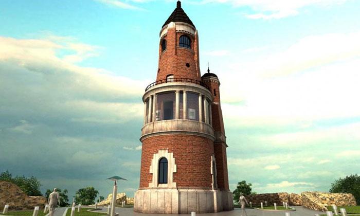 Башня Гардош в Белграде