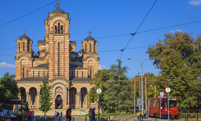 Церковь Святого Марка в Белграде