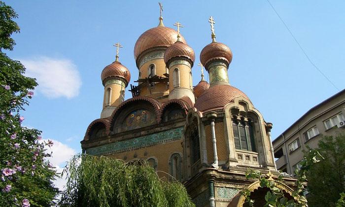 Церковь Святого Николая в Бухаресте