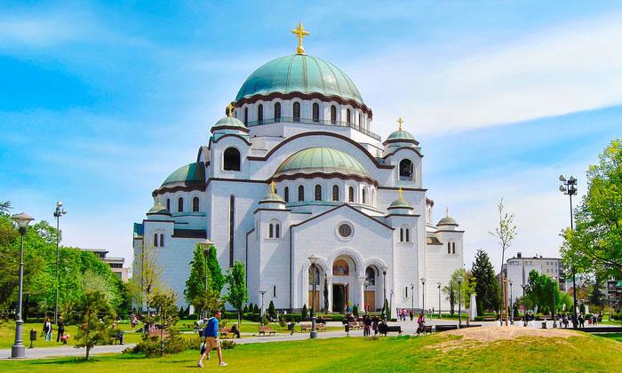 Церковь Святого Саввы в Белграде