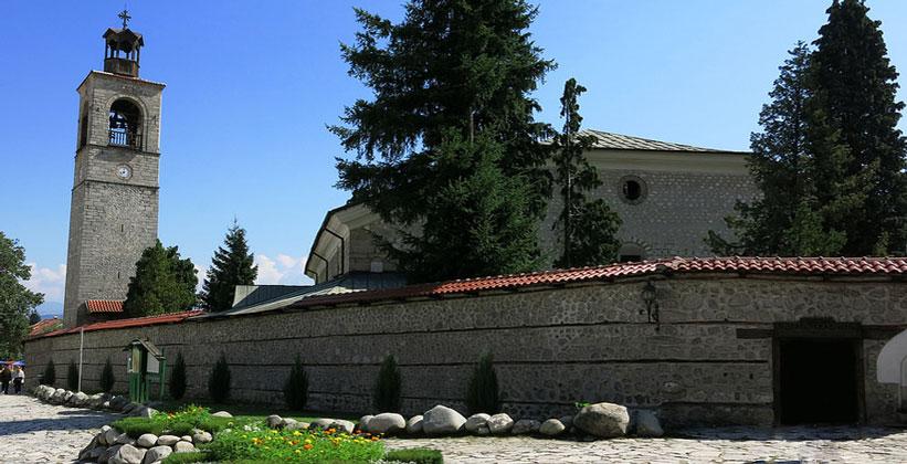 Церковь Святой Троицы в Банско
