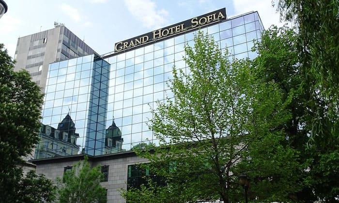 Гранд-отель Sofia