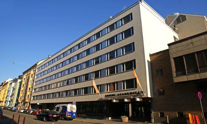 Хостел Academica в Хельсинки