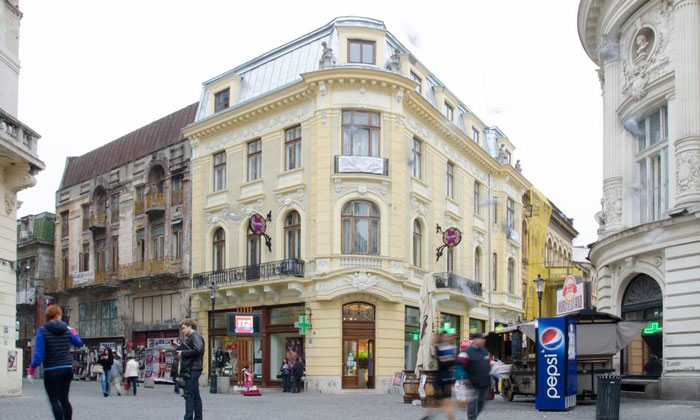 Хостел Pura Vida Hub в Бухаресте