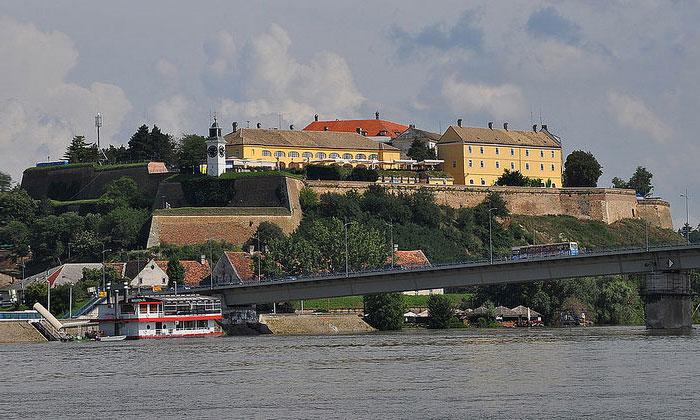 Петроварадинская крепость в Нови-Саде