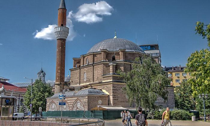 Мечеть Баня Баши в Софии