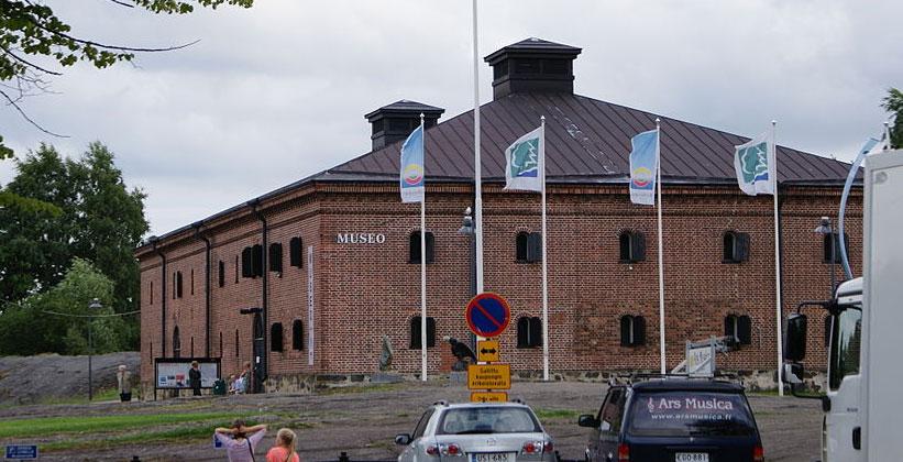 Музей провинции Савонлинна