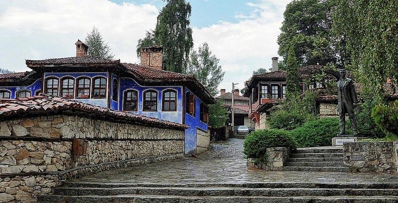 Дом-музей Тодора Каблешкова в Копривштице