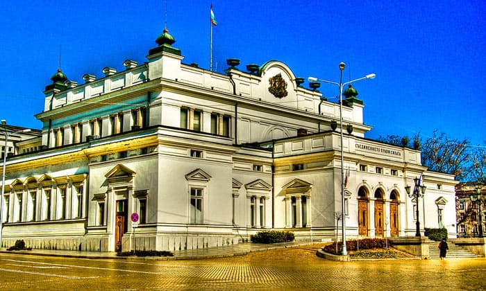 Народное собрание Болгарии в Софии