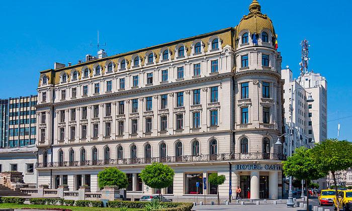 Отель Capitol в Бухаресте