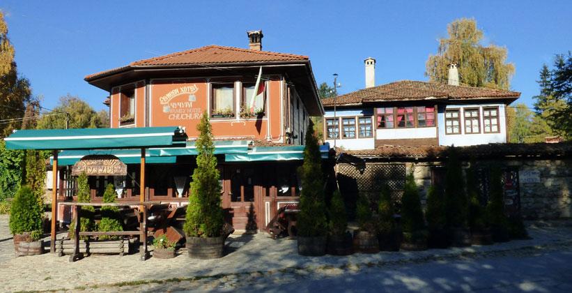 Отель Chuchura в Копривштице