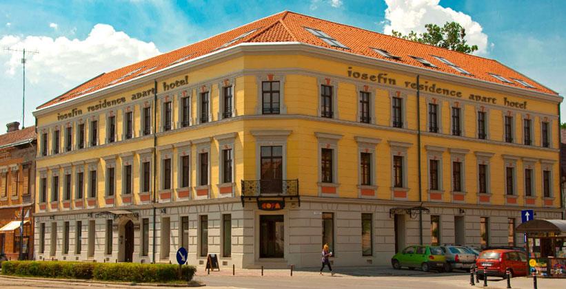 Отель Iosefin Residence в Тимишоаре
