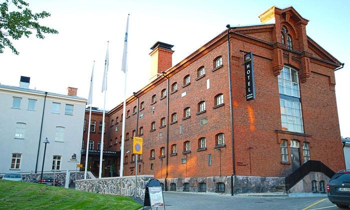 Отель Katajanokka в Хельсинки