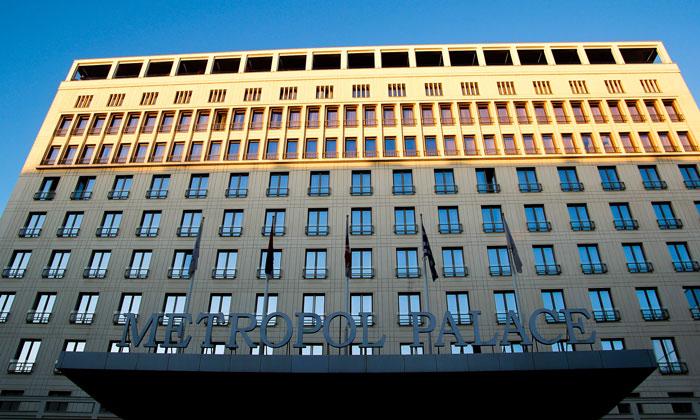 Отель Metropol Palace в Белграде