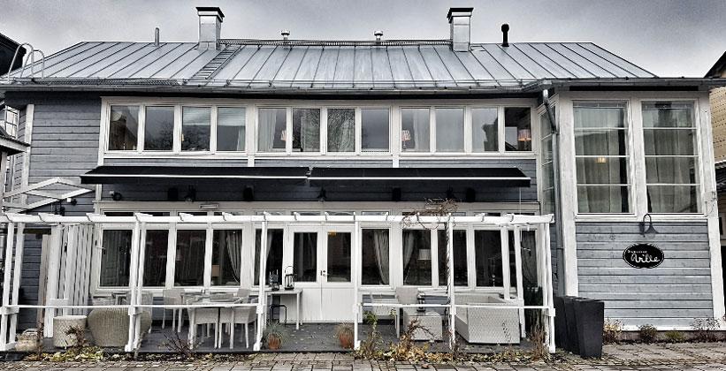 Отель Pariisin Ville в Порвоо