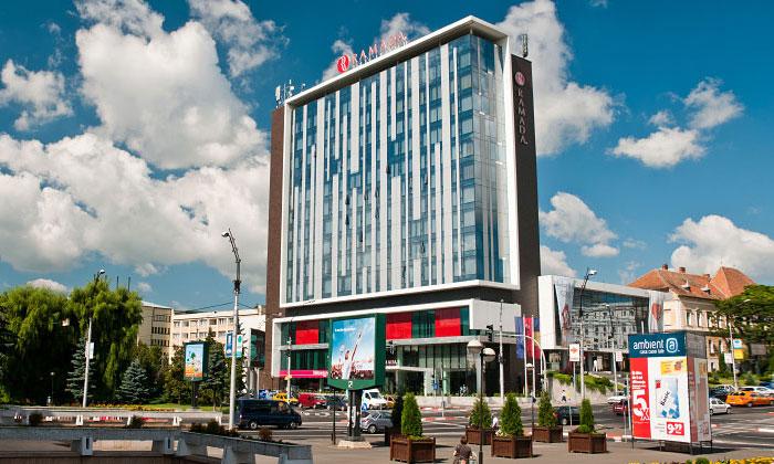 Отель Ramada в городе Сибиу