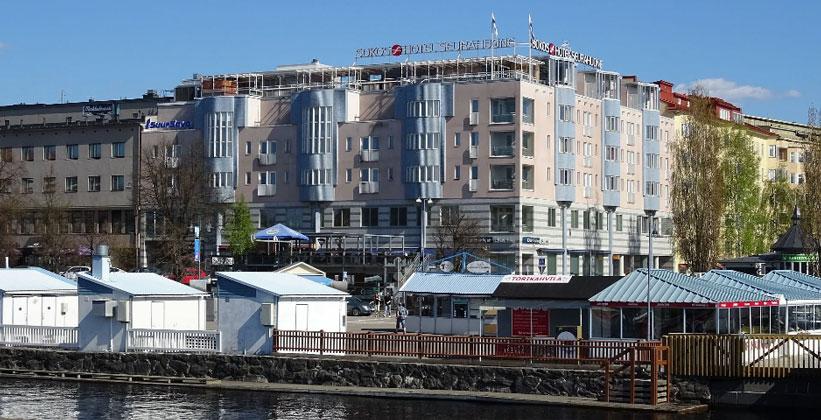 Отель Seurahuone в Савонлинне