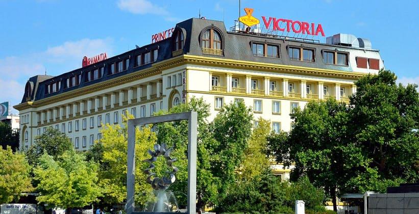 Отель Ramada Trimontium в Пловдиве