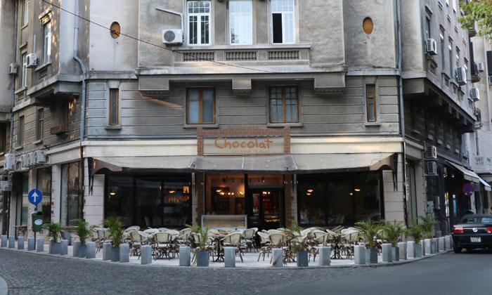 Ресторан Chocolat в Бухаресте