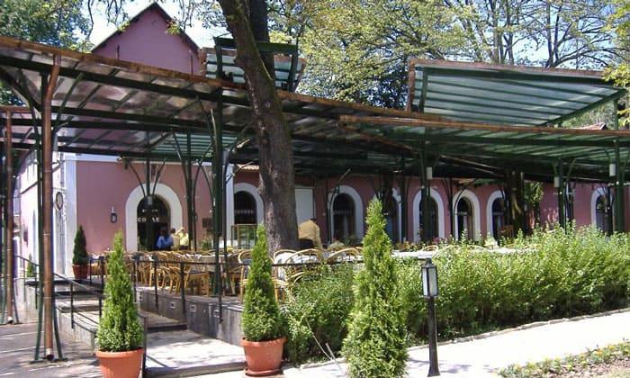 Ресторан Milosev Konak в Белграде