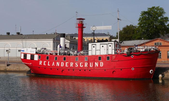 Ресторан Relandersgrund в Хельсинки