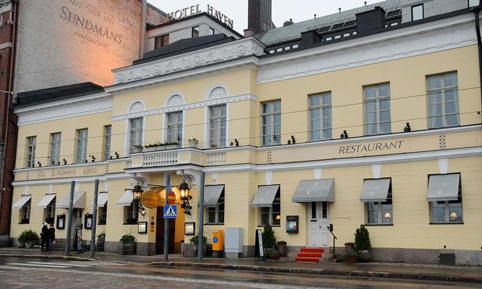 Ресторан Sundmans в Хельсинки
