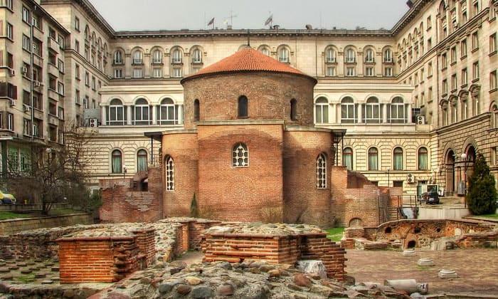 Ротонда Святого Георгия в Софии