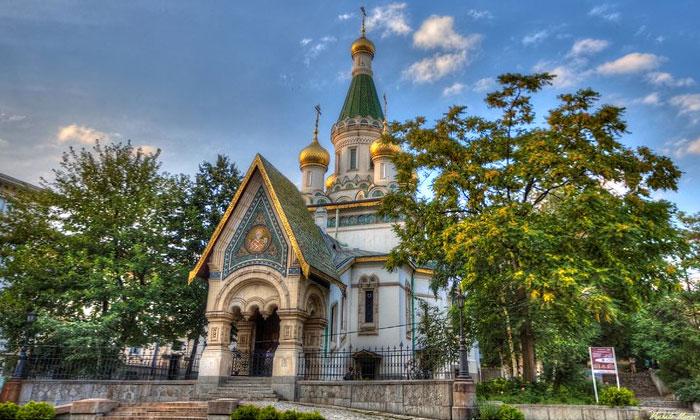 Церковь святителя Николая Чудотворца в Софии