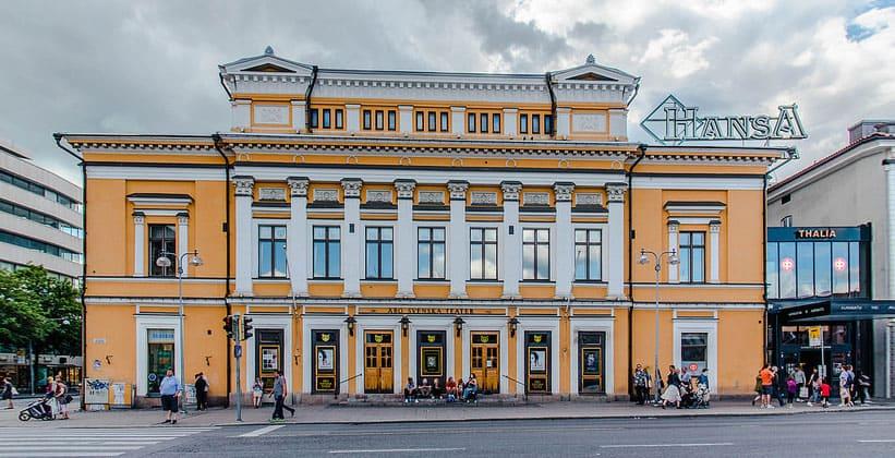 Шведский театр Турку