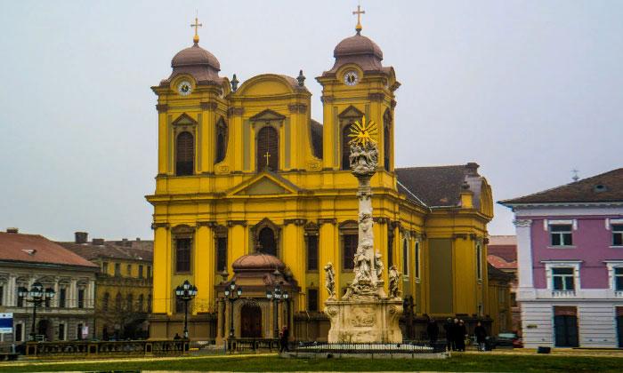 Собор Святого Георгия в Тимишоаре
