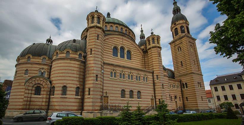Собор Святой Троицы в Сибиу